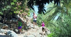 اليوم انطلاق منافسات تحدّي الجري الجبلي العالمي ألترا تريل مون بلان