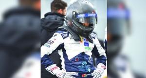 شهاب الحبسي يشارك في الجولة الأخيرة من سباق آسيا للفورمولا 4