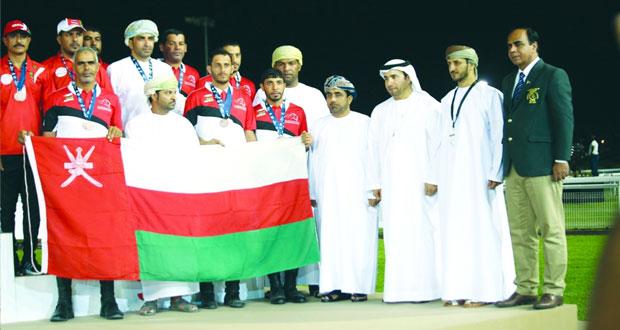 إنجازات الرياضة العمانية تتوالى عبر مسيرة النهضة العمانية