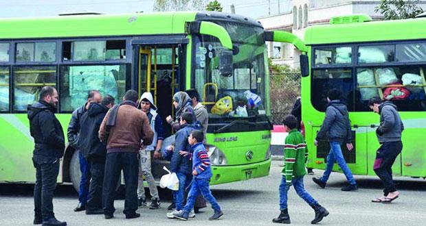 عودة دفعات جديدة من اللاجئين إلى سوريا