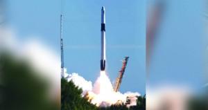 سبيس إكس تطلق مركبة شحن فضائية إلى محطة الفضاء الدولية