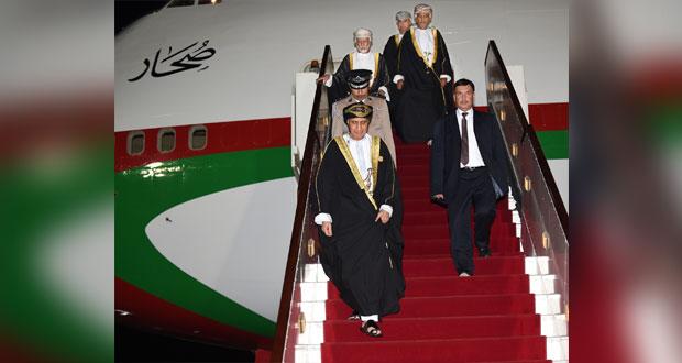 فهد بن محمود يعود إلى البلاد