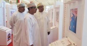 معرض عمان في الخرائط التاريخية والعالمية يشهد إقبالا كبيرا من الزائرين