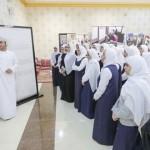 """المعرض الوثائقي الثامن """"مسندم في ذاكرة التاريخ العماني"""" يواصل استقبال زواره"""