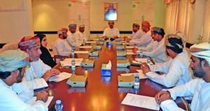 اللجنة الرئيسية لمسابقة الأندية للإبداع الشبابي تلتقي برؤساء فرق عمل بالمحافظات