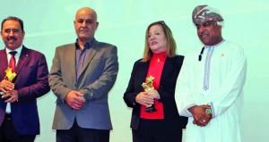 اختتام المهرجان الدولي للأفلام القصيرة بجامعة ديالي بالعراق