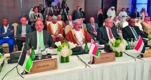 بمشاركة السلطنة وزراء الإسكان العرب يختتمون اجتماعاتهم بالمنامة