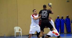 اليوم.. أربع مواجهات مهمة في الجولة الثانية لدوري عام السلطنة لكرة اليد