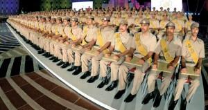 الكلية العسكرية التقنية تحتفل بتخريج الدفعة الثانية