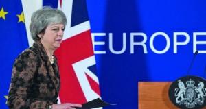 """ماي لقادة (الأوروبي): واثقة من إقرار """"بريكست"""" في البرلمان"""