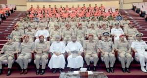جلالة القائد الأعلى للقوات المسلحة يوجه بتكريم أبطال الرماية