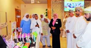 المستشفى السلطاني ينظم احتفالية باليوم العالمي للتمريض