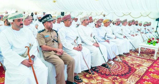 افتتاح مركز الوفاء لتأهيل الأطفال ذوي الإعاقة فـي ولاية لوى بتكلفة 250ألف ريال عماني