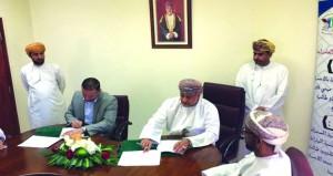 توقيع اتفاقية تركيب أجهزة الأمن والسلامة لـ«48» حافلة مدرسية بالعامرات