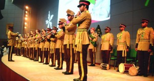 الاحتفال بالذكرى الـ 35 لتنصيب جلالته كشافا أعظم