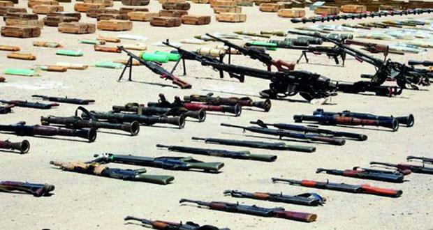 الجيش السوري يصد محاولة تسلل إرهابيين باللاذقية ويعثر على عتاد من مخلفاتهم بريف إدلب