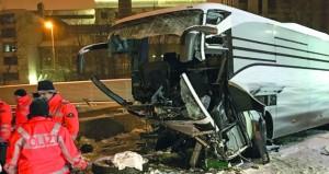 وفاة شخص وإصابة أكثر من 40 في حادث سير قرب زيوريخ