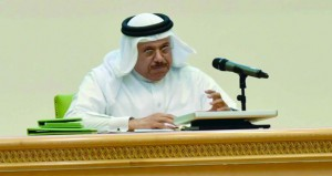 الزياني يستعرض المشهد العام الخليجي ويشيد بجهود السلطنة في دعم المنظومة