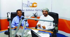 مساحة ثقافية متنوعة تقدمها إذاعة سلطنة عُمان في دورتها المقبلة لعام 2019