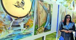 جنوب مصر بعيون فناني العالم في ملتقى الأقصر الدولي للتصوير