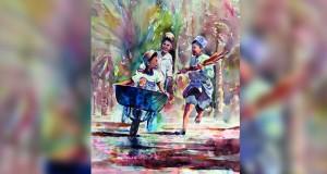 110 أعمال فنية لـ 60 فنانا وفنانة في المعرض السنوي للشباب للفنون التشكيلية الدورة الثانية والعشرين