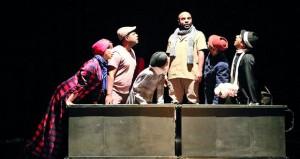 """""""قرية برمودا"""" تتوج حضور المسرح العماني بأيام قرطاج المسرحية الدورة العشرين"""