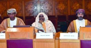 مجلسا الدولة والشورى شاركا في الجلسة الإجرائية انتخاب الشامسي نائبا أول لرئيس البرلمان العربي