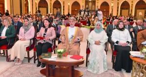 """المؤتمر السابع لمنظمة """"المرأة العربية"""" يناقش تطوير قدراتها ومهاراتها وطاقاتها الاقتصادية والاجتماعية"""
