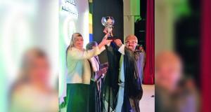 الاحتفال بتسليم كأس الكشاف الأعظم لمسابقة التفوق الكشفي والإرشادي للعام الدراسي (2017 /2018)