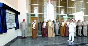 """الاحتفال بافتتاح مبنى مركزي """"العمليات المشتركة"""" و""""الأمن البحري"""""""