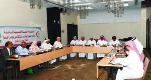 السلطنة تستضيف الاجتماع الـ(22) للجنة الخليجية المركزية لبرنامج فحص الوافدين