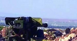سوريا: الجيش ينفذ ضربات مركزة على تحركات الإرهابيين في ريف حماة