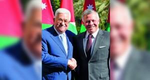 ملك الأردن يدعو إلى كسر الجمود في العملية السلمية