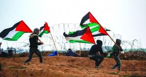 في ذكرى انتفاضة الحجارة .. الفلسطينيون مستمرون بنضالهم حتى إقامة دولتهم