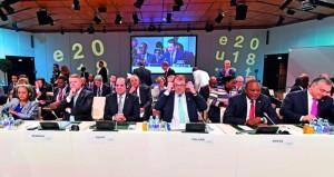 مصر: السيسي يؤكد أن مواجهة الهجرة والإرهاب تفرض التنسيق بين أوروبا وأفريقيا