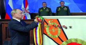 روسيا تواصل تعزيز حضورها العسكري في منطقة القطب الشمالي