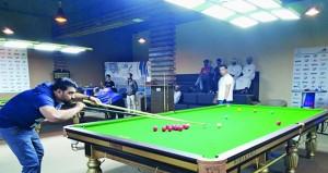 انطلاق بطولة عمان الثانية للسنوكر بمشاركة 58 لاعبا
