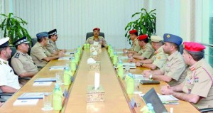 الاتحاد العماني للرماية يناقش برنامج المشاركات الخارجية للفريق الوطني