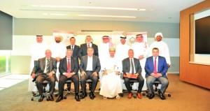 اللجنة الرياضية المعاونة لوزراء الشباب والرياضة العرب تختتم أعمالها