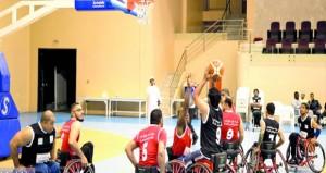 فوزان في انطلاق بطولة عمان لكرة السلة على الكراسي المتحركة