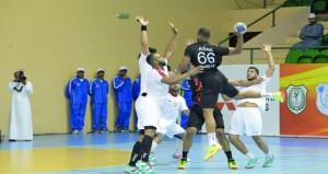 انطلاق منافسات بطولة دوري عام السلطنة لكرة اليد ومباراتان في الجولة الافتتاحية