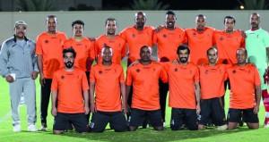 اليوم ختام البطولة الكروية الرابعة لوحدات ديوان البلاط السلطاني