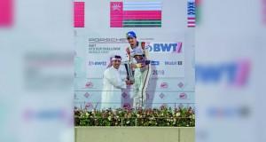 الفيصل الزبير يحقق ثلاثية بالبحرين وخماسية مع انطلاقة موسم سباق كأس تحدي بورشه جي تي