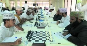 انطلاق دورة مدربي الشطرنج الجمعة القادم