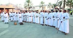 مهرجان مسقط: ولاية وادي بني خالد تقديم باقة من موروثها التاريخي الأصيل