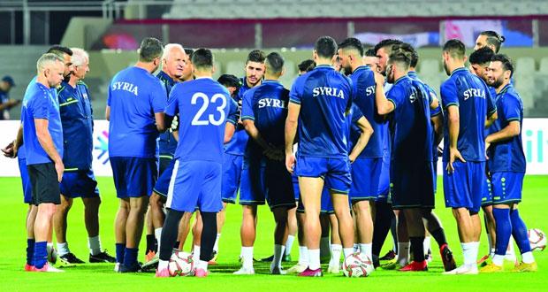 المنتخب الأسترالي يبحث عن قبلة الحياة في مواجهة سورية والأردن المتأهل في لقاء أخير أمام فلسطين