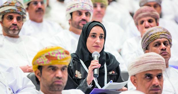 عمان 2040 : تعزيز للمشاركة المجتمعية ومناقشة الرؤية المستقبلية
