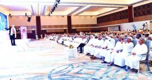 تمكين القطاع الخاص ومواءمة الاستراتيجيات والخطط الوطنية وإدارة التغيير أهم محاور جلسات العمل
