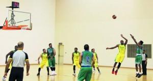 مباراتان في الأسبوع الأول من الدور الثاني لدوري عام السلطنة لكرة السلة