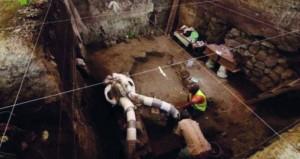 اكتشاف آثار أقدام ماموث عمرها 6ر1 مليون سنة شمال الصين